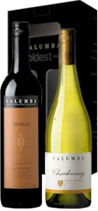 More details Yalumba Premium Twin Gift Pack