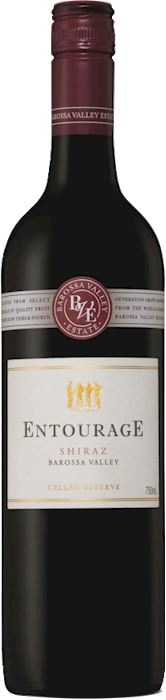 Barossa Valley Estate Entourage Shiraz 2010