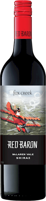 Fox Creek Red Baron Shiraz 2014