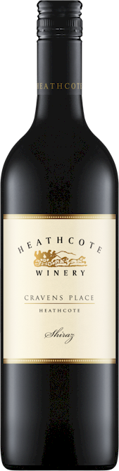 Heathcote Winery Cravens Place Shiraz 2016