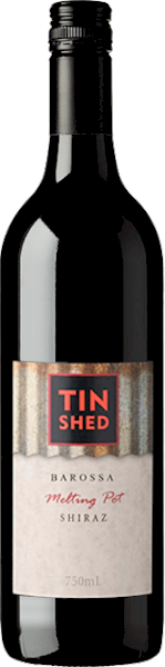 Tin Shed Melting Pot Shiraz 2013