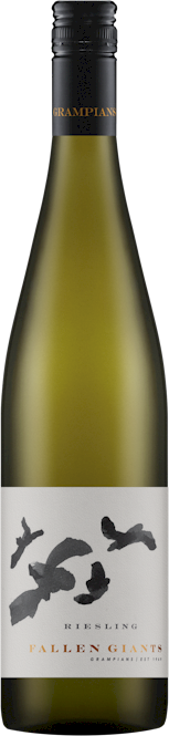 Halls Gap Fallen Giants Vineyard Riesling 2017