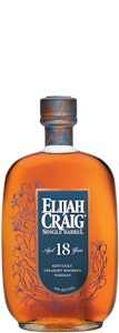 Elijah Craig 18 Years Barrel Proof Bourbon 750ml - Buy