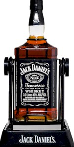 Jack Daniels Black Label Tennessee 1750ml Cradle - Buy